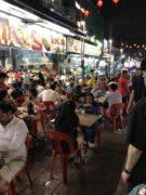 <!--Jalan Alorアロー通り マレーシア最大の屋台街-->